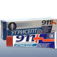Работает ли гель угрисепт 911 от прыщей: мой опыт