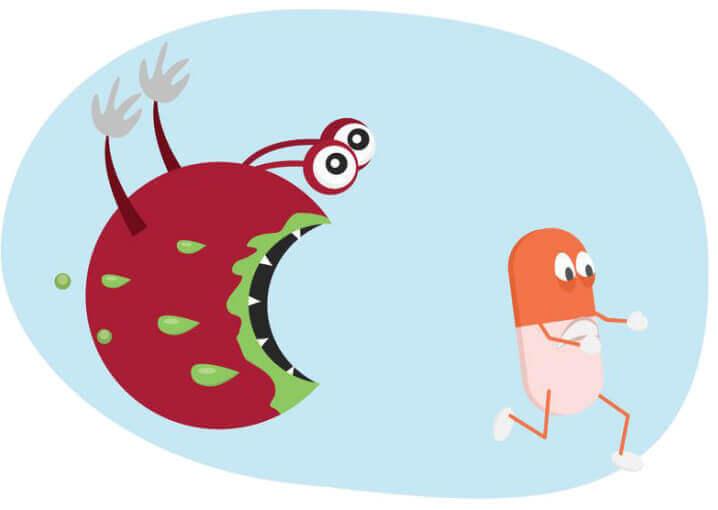 резистентность к антибиотикам